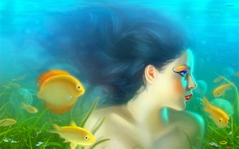 Beautiful Mermaids Animated Wallpaper - beautiful mermaid wallpaper wallpapersafari