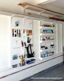 pegboard ideas kitchen diy storage solutions for a well organized garage
