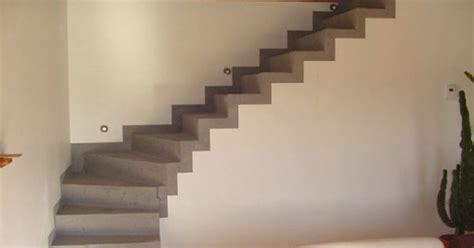 malaxeur de cuisine appliquer du béton ciré sur un escalier maison