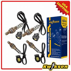 4x For 2004 Dodge Ram 1500 5 7l Oxygen Sensor 1 Sensor 2