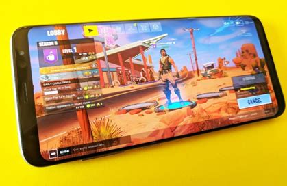 fix samsung galaxy  doesnt work  fortnite android