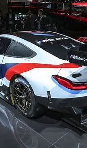 BMW M8 GTE 2018 racer offers first glimpse of upcoming 8 ...