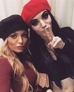 Paige & Amanda Saccomanno | Mandy Rose (Amanda Saccomanno ...