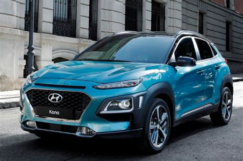 Hyundai Kona 2019 Picture by 2019 Hyundai Kona Limited Colors Release Date Redesign