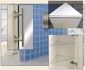 Eck Spiegelschrank Bad : eckspiegelschrank bad mit einer vielzahl von farben und modellen casadsn ~ Frokenaadalensverden.com Haus und Dekorationen
