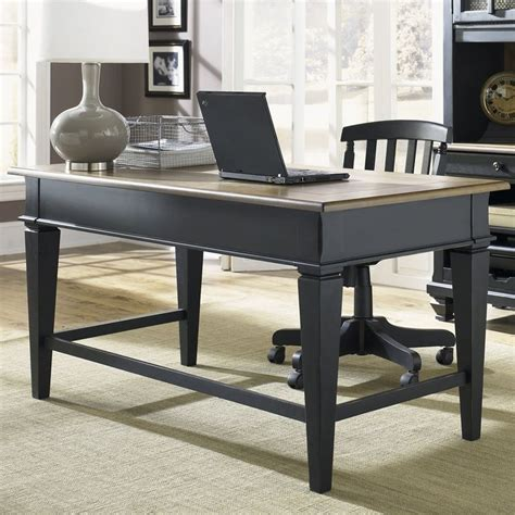 shop liberty furniture bungalow writing desk at lowes