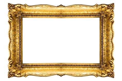 simple gold earrings empty frame jpg