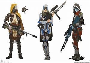 Bounty hunter concepts by NikolayAsparuhov on DeviantArt