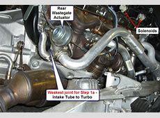 BMW N54 30FF Underboost Code – Boost Leak Testing – DIY