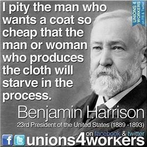 Quotes Against ... Famous Labor Movement Quotes