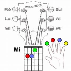 Accords Guitare Débutant