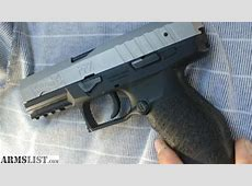 ARMSLIST For Trade Walther PPX 9MM two tone Trade
