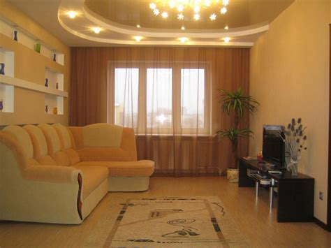 Contemporary Small Living Room Beige Walls #3583   House