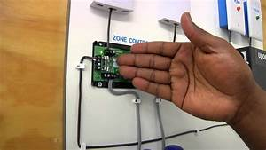 How To Connect A Zone Control Module From Uponor