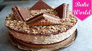 Torte Schnell Einfach : knoppers torte selber machen ohne backen schnell einfach youtube ~ Eleganceandgraceweddings.com Haus und Dekorationen