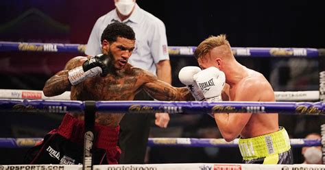 Conor Benn impresses in step-up win over Sebastian ...