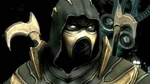 Scorpion DLC released for Injustice: Gods Among Us, but ...