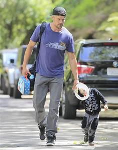 Josh Duhamel and Son Axl Enjoy a Silly Playdate | Celeb ...