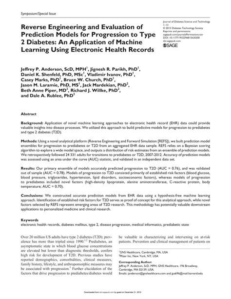 Custom Modeling | GNS HealthCare