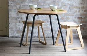 Kleiner Tisch Für Küche : 70 modelle f r couchtisch und esstisch rund freshouse ~ Bigdaddyawards.com Haus und Dekorationen