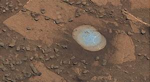 News | NASA's Mars Curiosity Rover Arrives at Martian Mountain