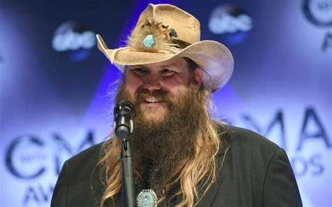 Chris Stapleton Wins Three Awards