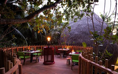 Per Aquum's Nest Is A Treehouse Restaurant