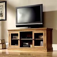 flat screen entertainment center NEW Oak Television TV Stand Flat Screen 52 Inch Entertainment Center, US Stock | eBay