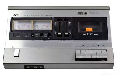 jvc kd 720 manual stereo cassette deck hifi engine