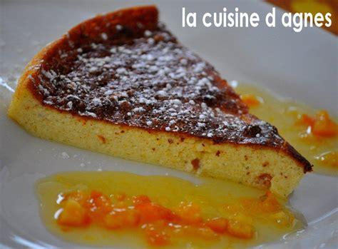 la cuisine d gâteau de petits suisses à l 39 orange sauce cointreau la