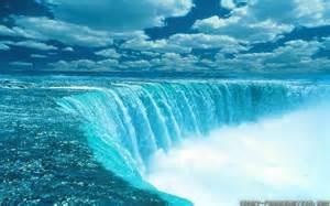 Canada Waterfalls Niagara Falls Screensaver