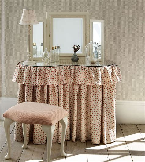 Bedroom Table Skirts by Dressing Table Skirts Soft Furnishings 187 Covers For