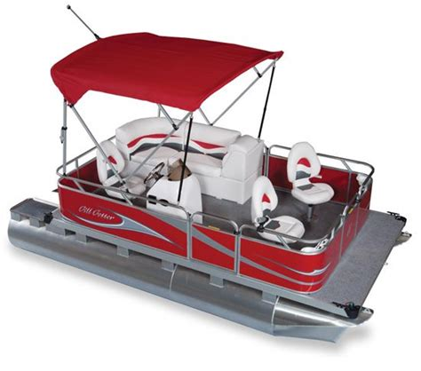 Mini Boat Manufacturers by Image Detail For Gillgetter Pontoons Mini Compact Or