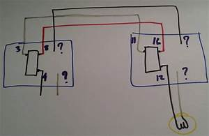 Electrical How Do I Wire 3 Way Switches Where The Power Comes In At The Light Wiring Diagram
