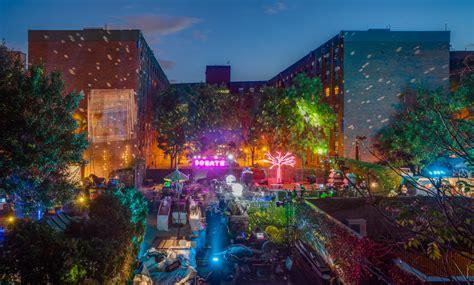 new york festival of light is illuminating dumbo starting