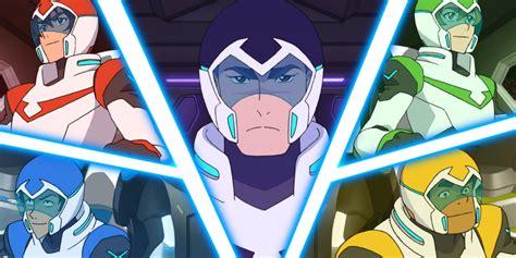 voltron legendary defender season netflix characters anime defenders trailer shows lotor animation keith universe studio lion robot korra allura series