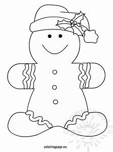 Gingerbread Man Art 1258284 - Candyland Gingerbread Man ...