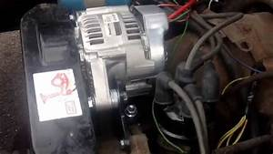 Volkswagen Type 3 Generator To Alternator Conversion