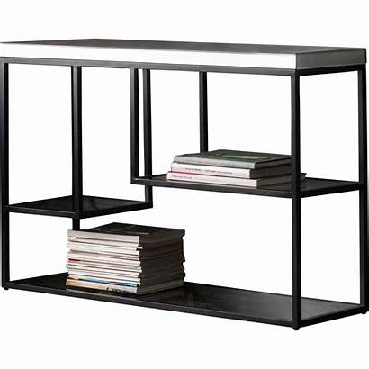 Console Unit Shelving Table Pippard Smithson Contemporary