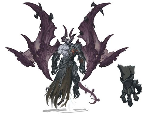 Darksiders Concept Art