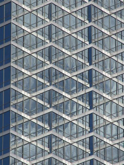 office building glass facade  stock photo public