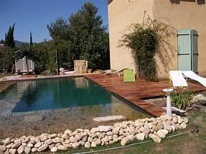 Decoration De Piscine : deco piscine jardin decor de parterre reference maison ~ Zukunftsfamilie.com Idées de Décoration
