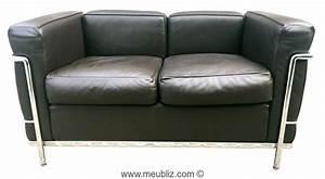 fauteuil canape lc3 quotgrand confortquot par le corbusier et With canape lc3 le corbusier