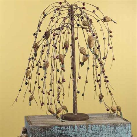 Primitive Berry And Pineapple Weeping Willow Tree Pip Home Decorators Catalog Best Ideas of Home Decor and Design [homedecoratorscatalog.us]