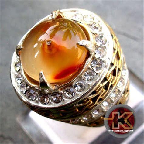 Cincin Akik Mata Puser Bumi jual cincin batu akik puser bumi di lapak koleksi akik