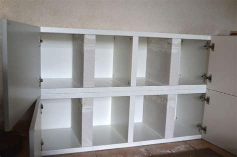fabriquer sa cuisine en beton cellulaire meuble en beton cellulaire ment fabriquer un meuble de