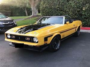 1971 Ford Mustang for Sale | ClassicCars.com | CC-1137930