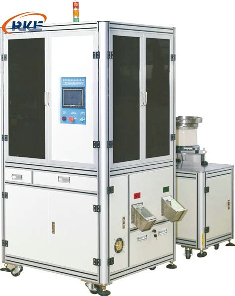 china  product fasteners optical sorting machine