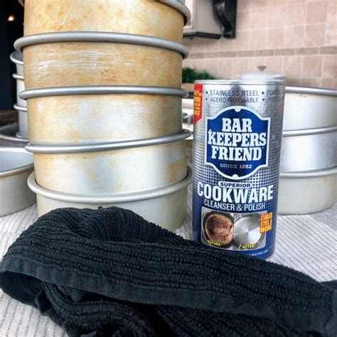 cleaning aluminum pans orson gygi blog   cleaning aluminum pans bar keepers friend