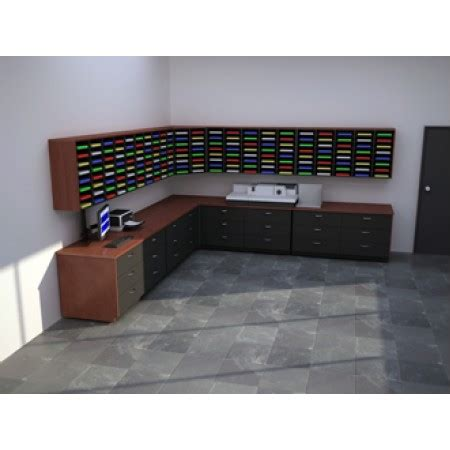refurbished kitchen cabinets complete custom wood mail center with 176 adjustable 1816